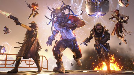 Lawbreakers - Launch-Trailer »Skilled AF«