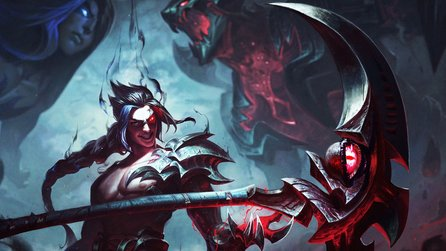 League of Legends - Düsterer Teaser zu Kayn, dem 2-in-1-Champion