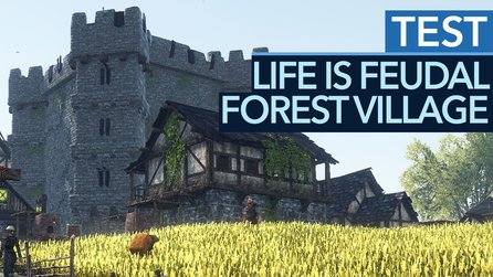 Life is Feudal: Forest Village - Test-Video: Release? Fühlt sich noch an wie Early Access!