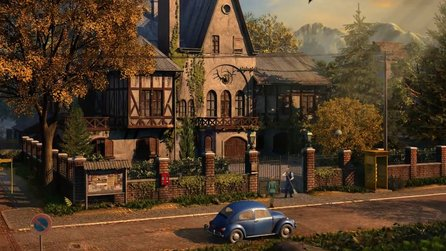 Lost Horizon 2 - Gamescom-Trailer des Adventures