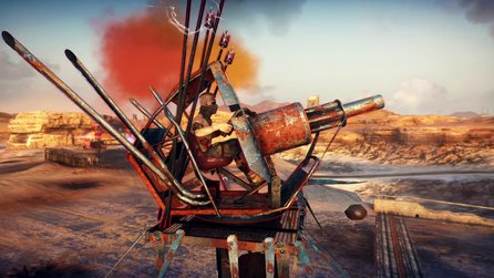 Mad Max - Gameplay-Trailer zum Endzeit-Actionspiel