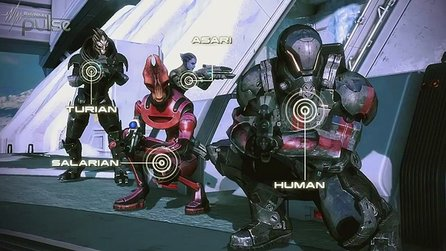 Mass Effect 3 - Interview-Video zum Multiplayer