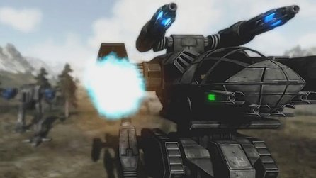 MechWarrior Living Legends - Trailer zum Beta-Release der Crysis-Mod