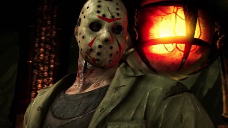 Mortal Kombat X - DLC-Charakter Jason Voorhees im Gameplay-Trailer