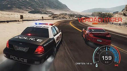 Need for Speed: Hot Pursuit - Die ersten 10 Minuten im Karriere-Modus