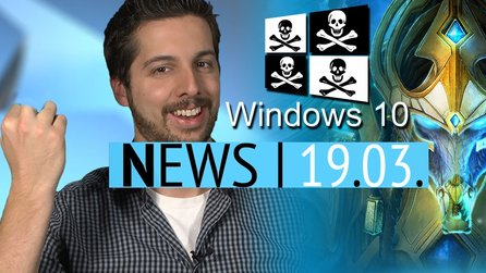 News - Windows 10: Gratis-Upgrade für Raubkopien - Beta-Start von StarCraft 2: Legacy of the Void
