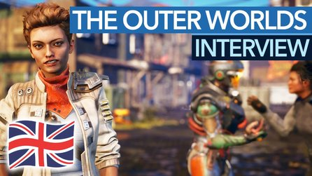 The Outer Worlds - Englische Originalversion des Interviews mit Leonard Boyarsky