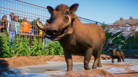 Planet Zoo - Neuer Gameplay-Trailer von der gamescom 2019