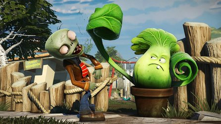 Plants vs. Zombies: Garden Warfare - Test-Video zur PC-Version des Multiplayer-Shooters