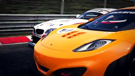 Project Cars - Ingame-Trailer »Start your Engines«