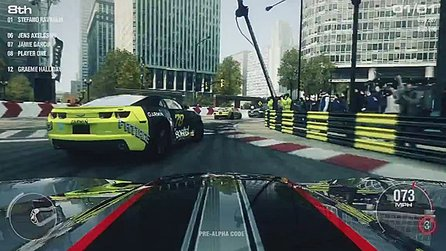 Race Driver: GRID 2 - Gameplay-Trailer: Straßenrennen durch Chicago
