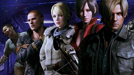 Resident Evil 6 - Test-Video für Xbox 360 und Playstation 3