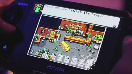 Retro City Rampage - PS-Vita-Trailer