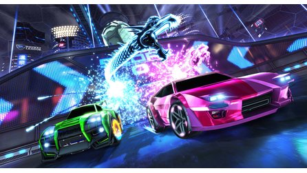 Rocket League - Velocity Crates bringen 80er-Jahre-Feeling