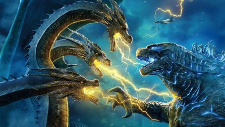 Rodan, Mothra, King Gidorah - Im finalen Trailer zu Godzilla 2: King of the Monsters wimmelt es vor Kaijus