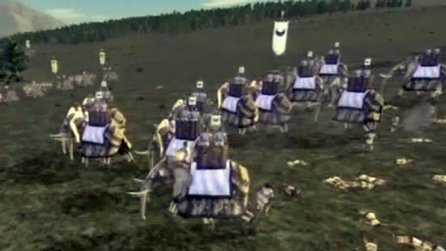 Rome: Total War - Video-Special: Multiplayer-Match