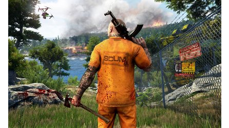 SCUM - Häftlings-Survival-Spiel ab 29. August im Early Access bei Steam