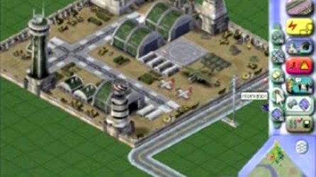 Sim City 3000 - Test-Video