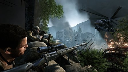 Sniper: Ghost Warrior 2 - Test-Video zum Sniper-Shooter