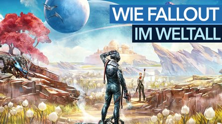 So spielt sich Obsidians neues Quasi-Fallout - Preview zu The Outer Worlds mit 12 Minuten Gameplay
