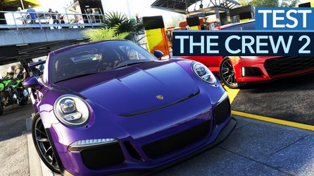 The Crew 2 - Test-Video zu Ubisofts Open-World-Rennspiel