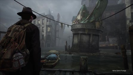 The Sinking City - Düsteres Detektiv-Gameplay von der E3 2018