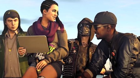 Watch Dogs 2 - Launch-Trailer zum Hacker-Abenteuer in San Francisco