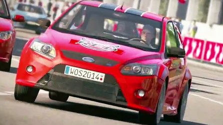 World of Speed - Rasantes Team-Match im Gamescom-Trailer