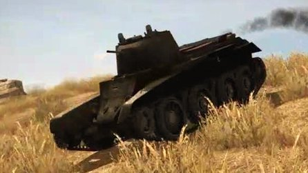 World of Tanks - Gameplay-Trailer zu den leichten Panzern