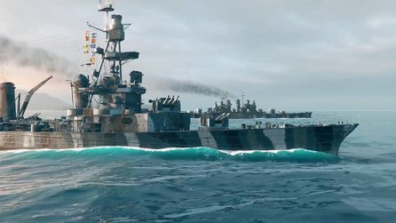 World of Warships - Entwickler-Tutorial: Ranglistenspiel