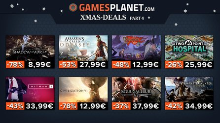 Gaming Deals zu Weihnachten - Assassin's Creed Odyssey so billig wie nie zuvor