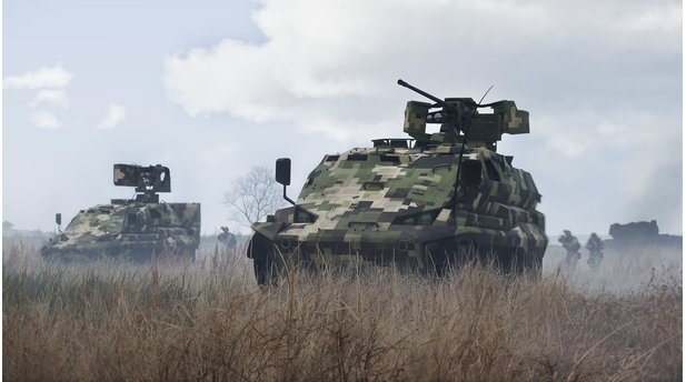 Arma 3: Tanks - Screenshots zum Panzer-DLC