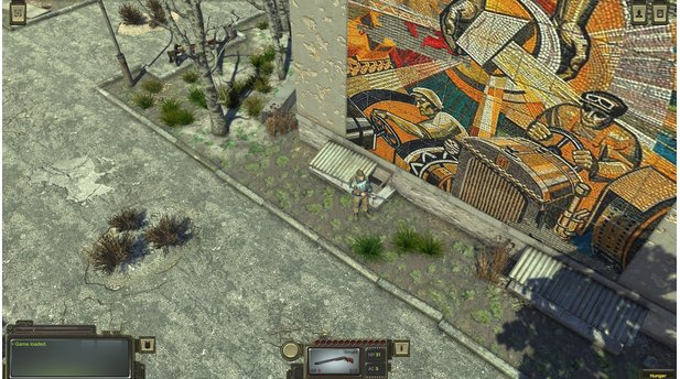 Atom RPG - Screenshots