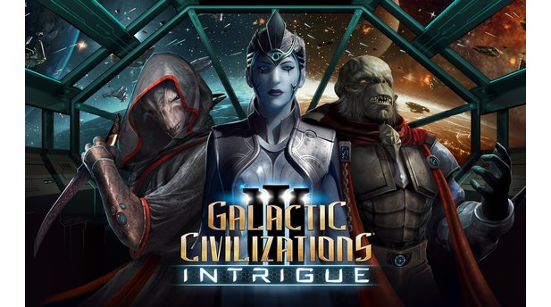 Galactic Civilizations 3: Intrigue - Screenshots