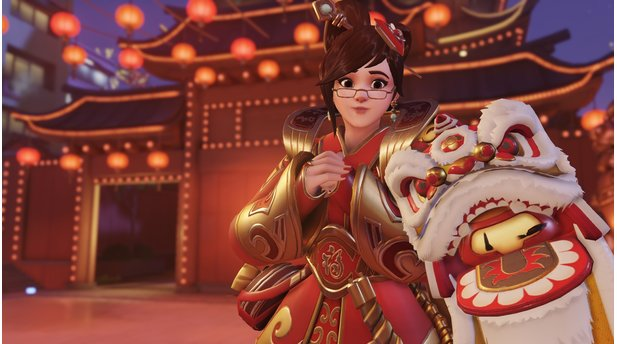 Overwatch - Year of the Rooster, Chinese New Years
