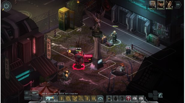 Shadowrun Returns: Dragonfall - Directors Cut
