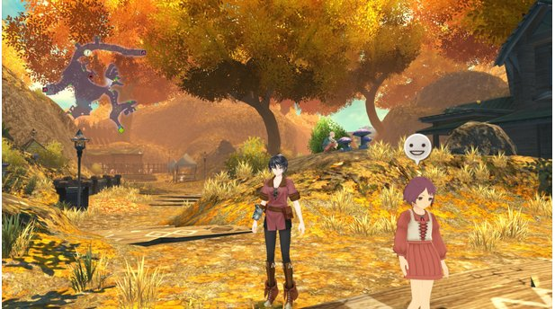Tales of Berseria - Screenshots aus der PC-Version