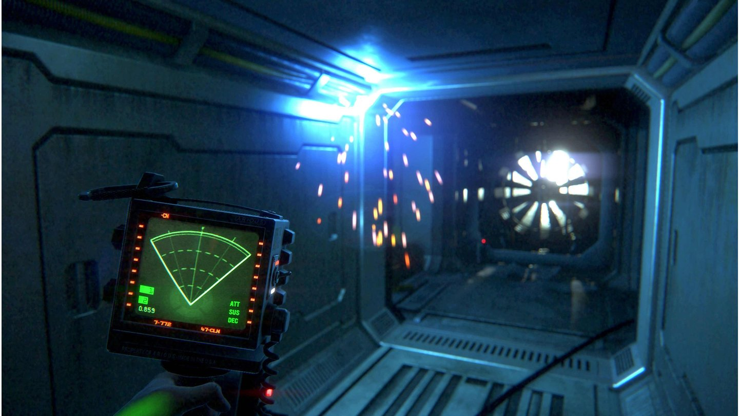 Alien: Isolation - Screenshots von der E3