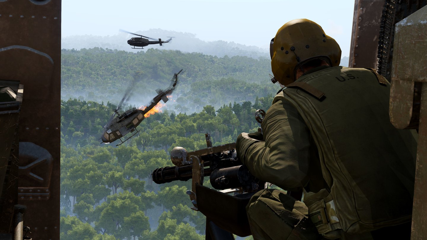 Arma 3: S.O.G. Prairie Fire - Screenshots