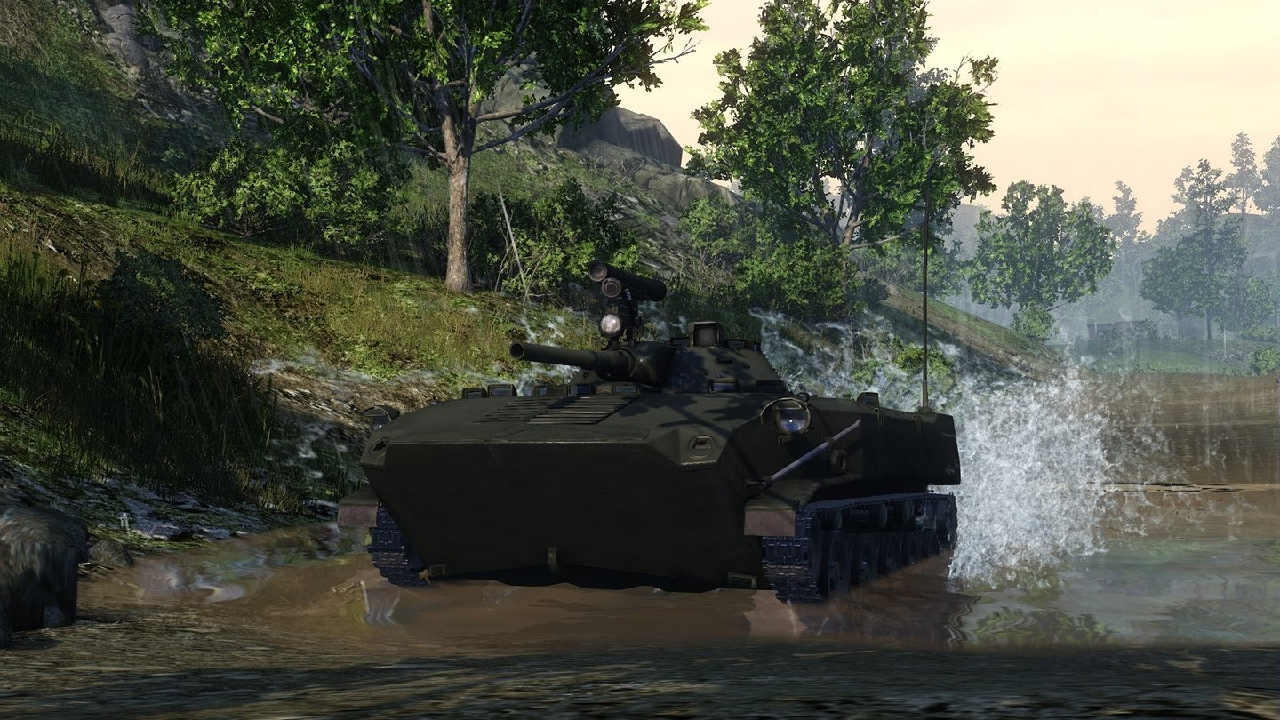 Armored Warfare - Patch 0.9