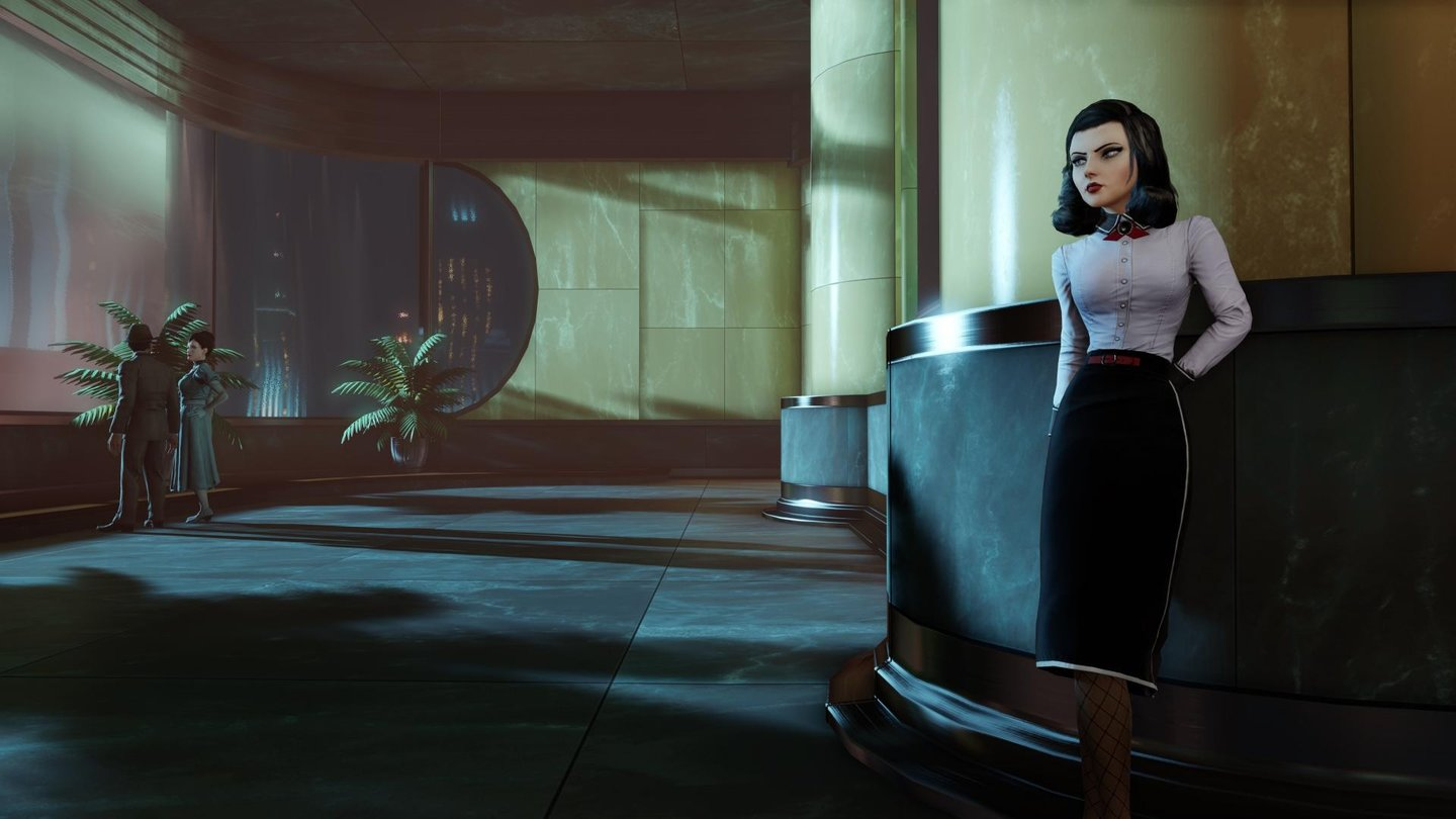 BioShock Infinite - Burial at Sea