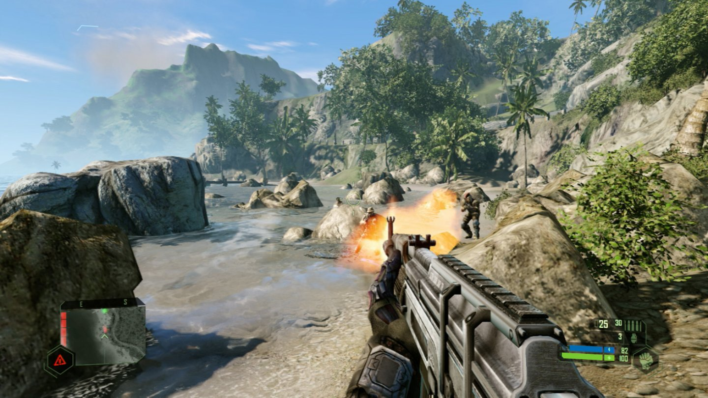 Crysis Remastered (Nintendo Switch)