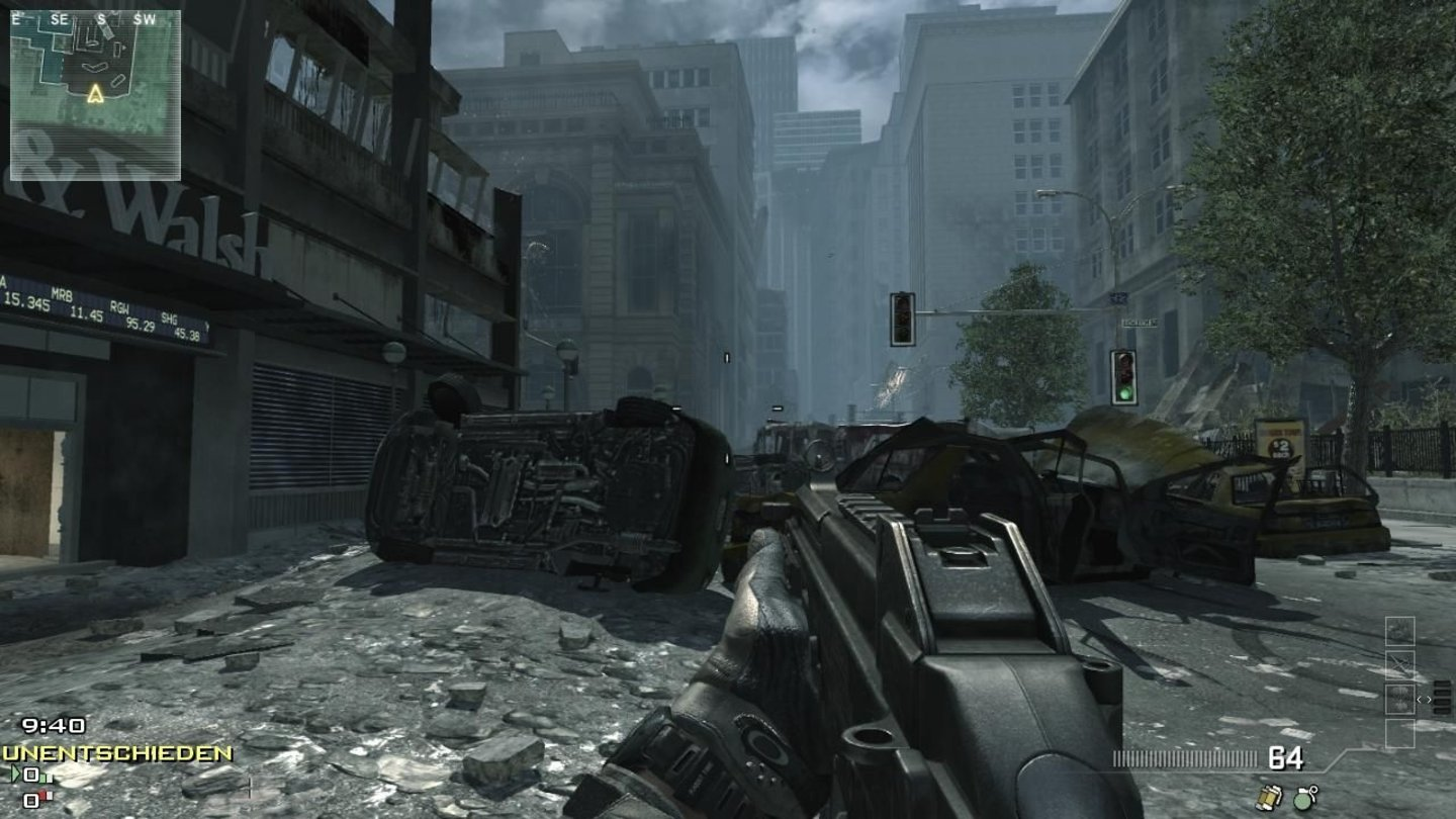 Call Of Duty Modern Warfare 3 Die Multiplayer Maps Gamestar