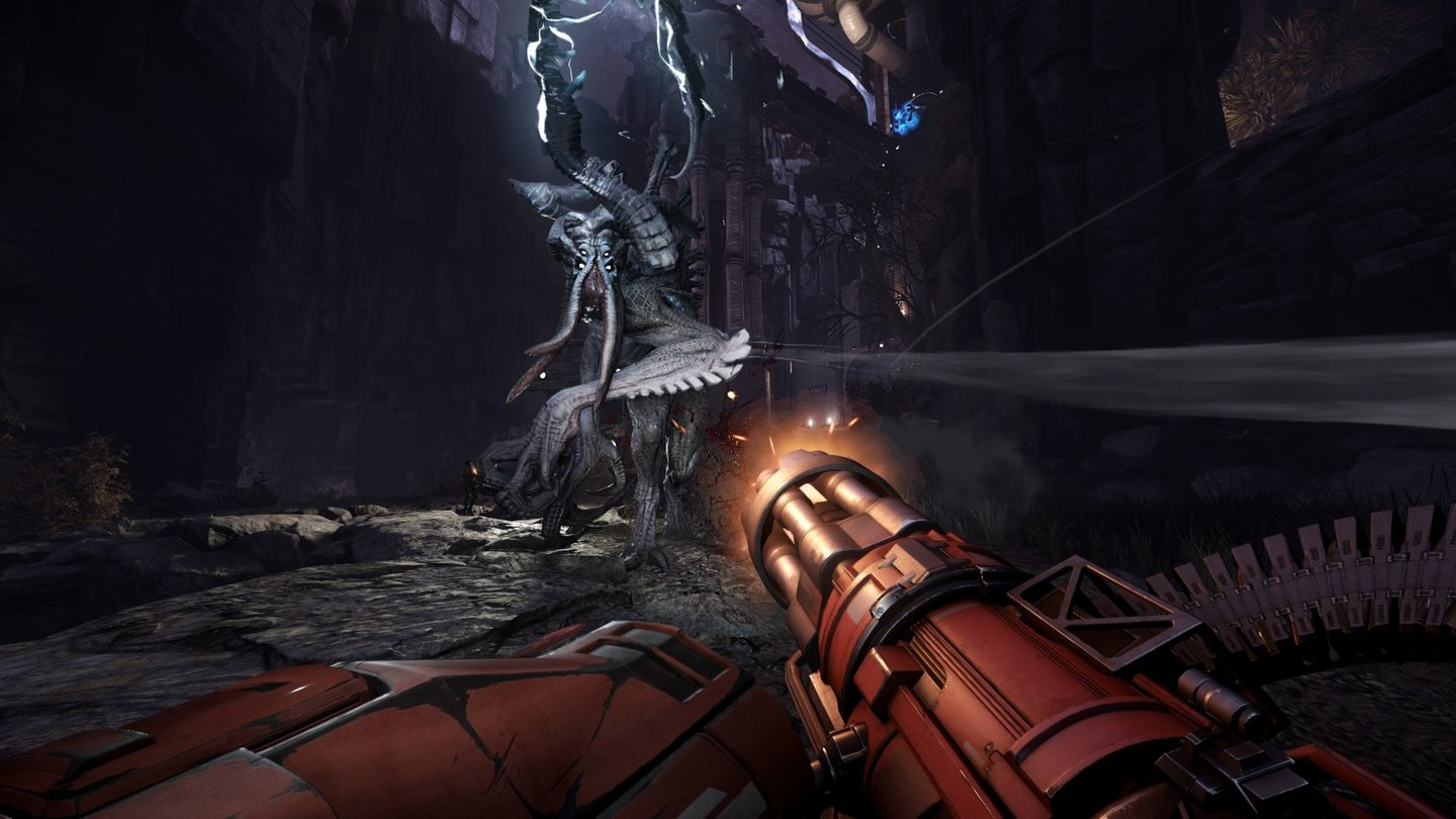 Evolve - Screenshots