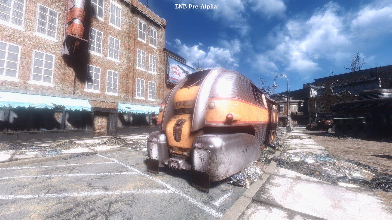 Fallout 4 - Cinematic Excellence ENB - Bilder