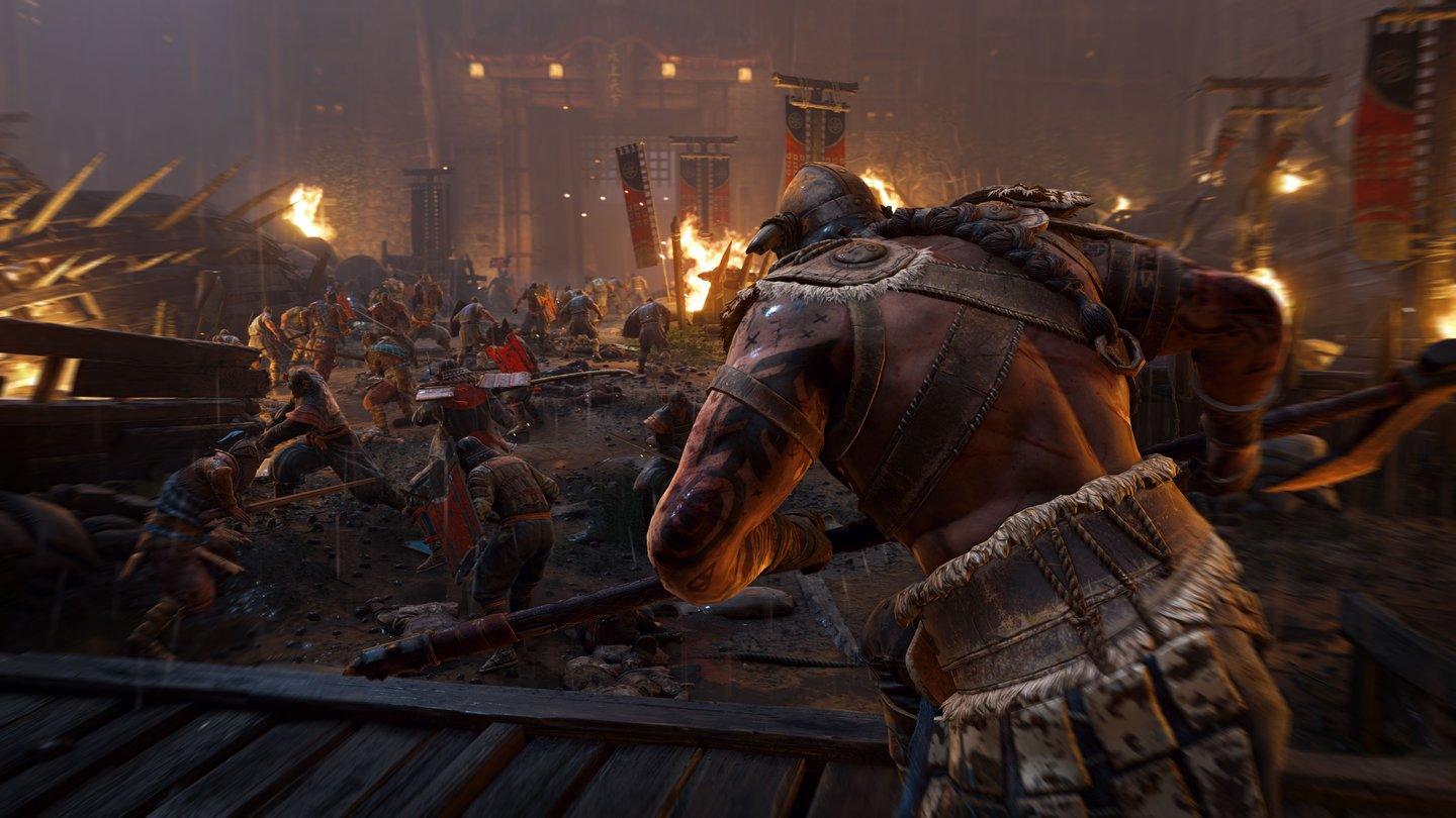 For Honor - Screenshots von der E3 2016