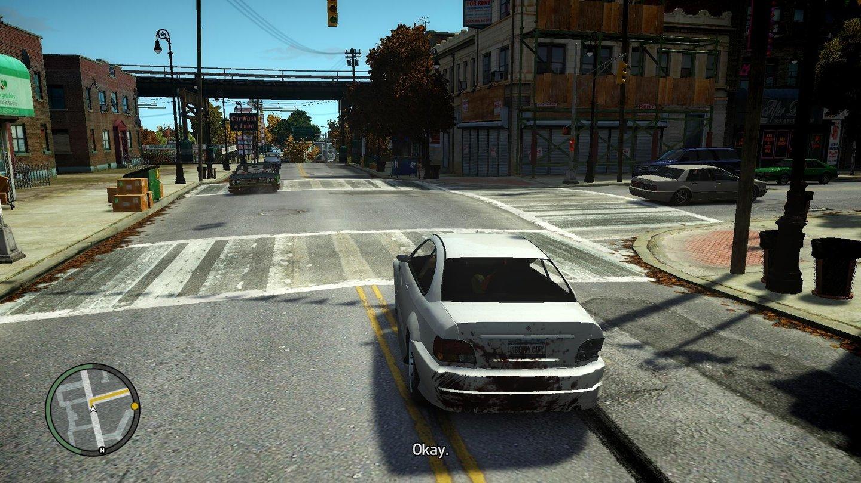 Grand Theft Auto 4 mit ICEnhancer 2 1 Final - Screenshots
