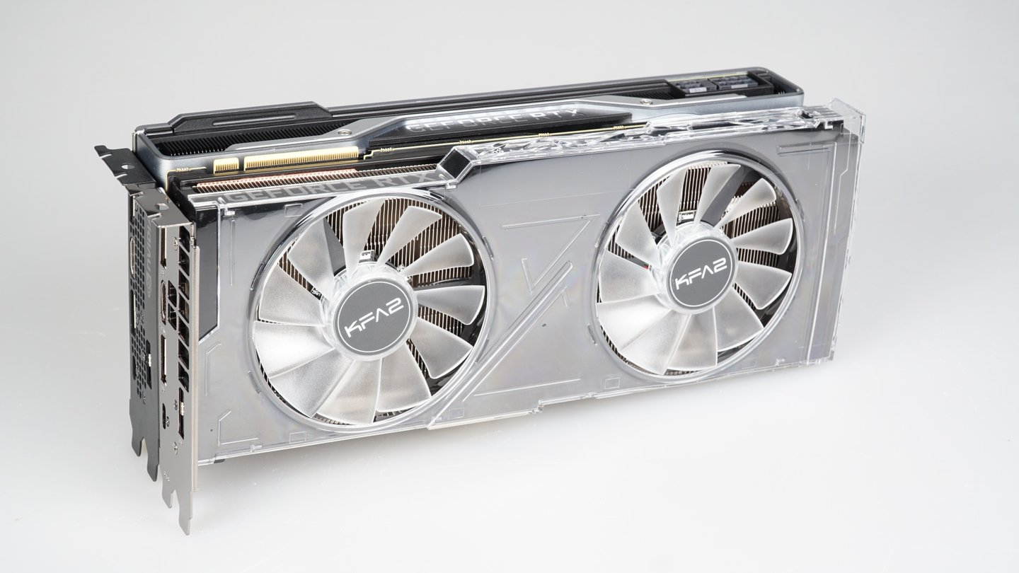 KFA2 Geforce RTX 2080 OC