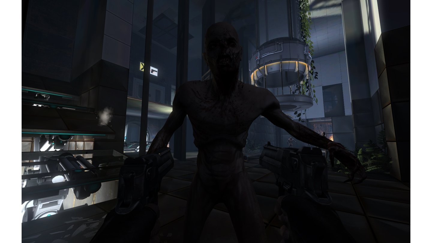 Killing FloorScreenshot aus dem Portal-2-Level