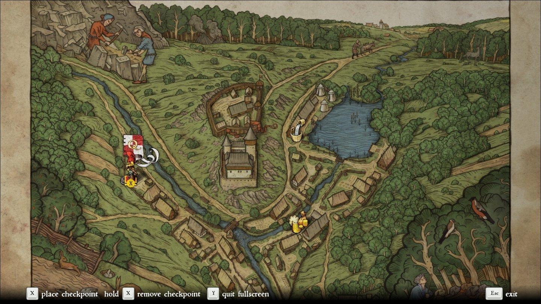 Kingdom Come Deliverance Karte Mit Allen Schätzen.Kingdom Come Deliverance Screenshots